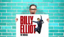 Billy Elliot Musical - Wall Art Print Poster   - Musical Poster Geekery